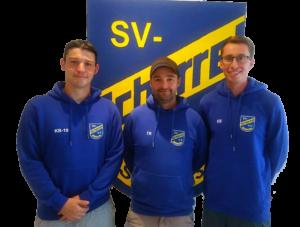 1. Herren mit neuem Trainerteam